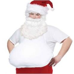 Ventre de Père Noël / Santa claus Belly Stuffer
