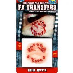 Prothèse FX Transfers BIG BITE