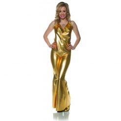 Costume disco LADIES NIGHT - Top & pants