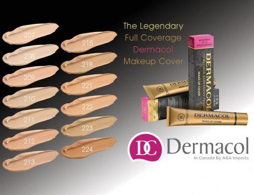 DERMACOL Waterproof Makeup Cover 30g