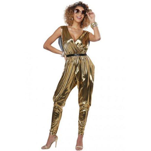 70'S GLITZ N GLAMOUR costume Disco adulte
