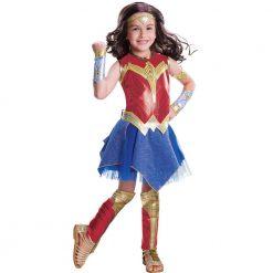 Deluxe Wonder Woman Costume enfant