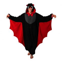 BAT Kigurumi onesie- adult