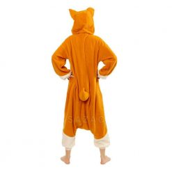 CORGI dog Kigurumi onesie- adult_back