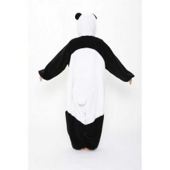 FLUFFY PANDA Kigurumi onesie- adult_back
