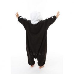 Kigurumi enfant de squelette - Costume onesie / Kids SKELETON disguise_back