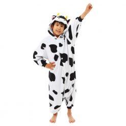 Kigurumi enfant de vache - Costume onesie / Kids COW disguise