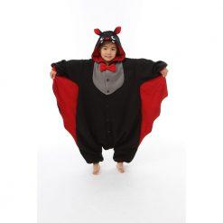 Kids BAT Kigurumi onesie