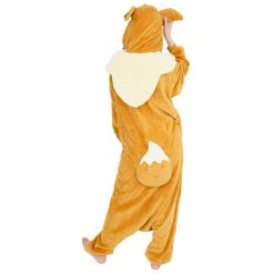 Eevee Pokemon Kigurumi_back