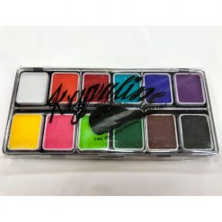 Kryvaline 12 Regular Colors makeup Palette Regular Line 6g each