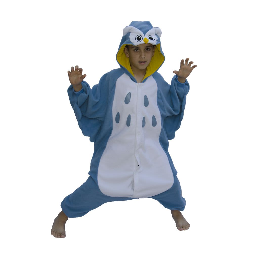 58f5bea7 Kids OWL Kigurumi onesie