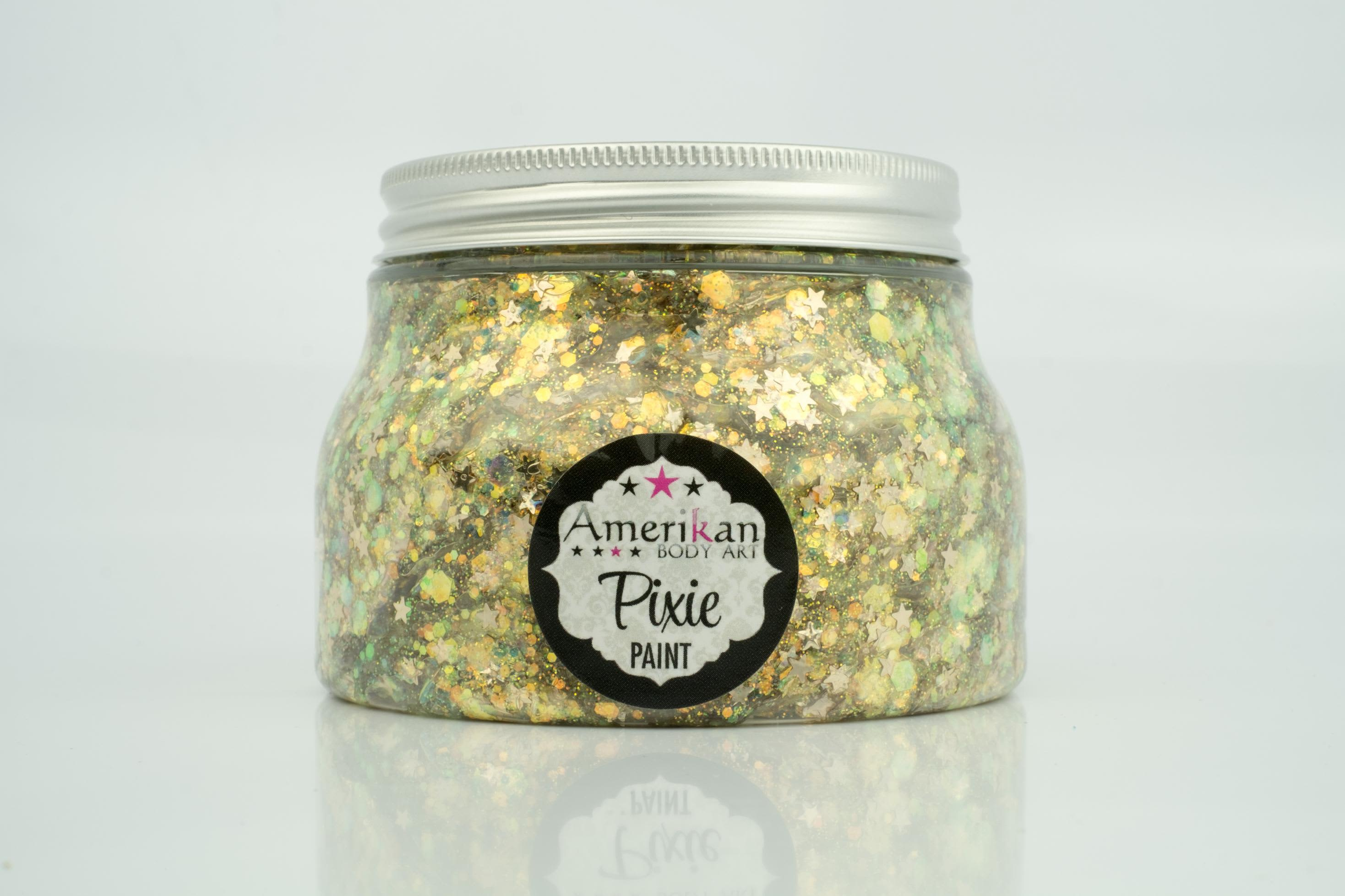 Pixie Paint Glitter- Jar of 4 oz_