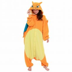 Charizard Pokemon Kigurumi onesie- adult