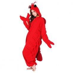 LOBSTER Kigurumi onesie- adult regular