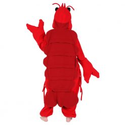Homard / LOBSTER Kigurumi onesie- adult regular_back