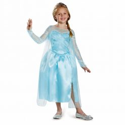 Elsa Frozen Classic kids costume