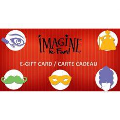 Carte-cadeau/ e-gift Card