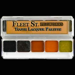 Fleet Street Pegworks Tooth Lacquers palette