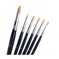 Water based Makeup Brushes