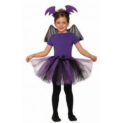 BAT Kids wings, tutu & headband KIT / Kit de chauve-souris enfants- ailes, tutu et bandeau