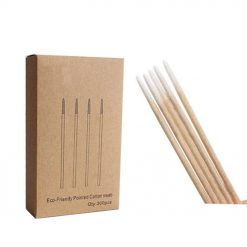 Pointed head cotton Swabs 100pcs