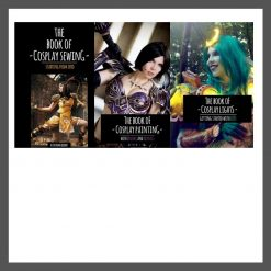 Cosplay & Crafting Books