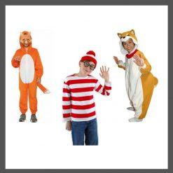 Unisex Children Costumes