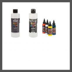 Paint, Reducers & Cleaners