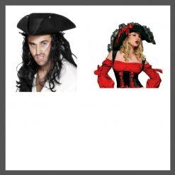 Tricornes & Pirate Hats