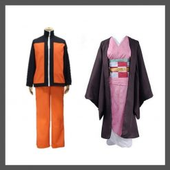 Cosplay costumes and accessories